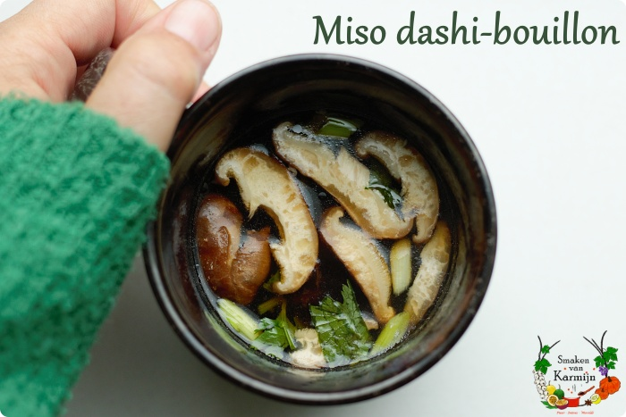 Miso dashi-bouillon