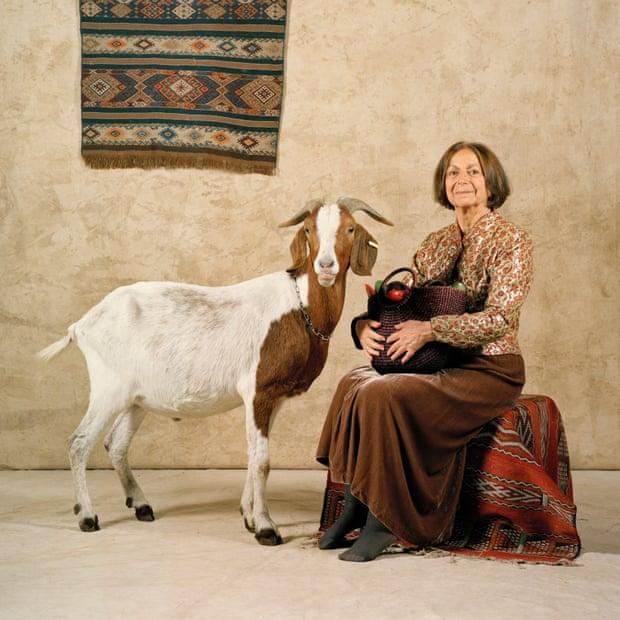 Claudia Roden photographed in 2007. Photograph: John Reardon